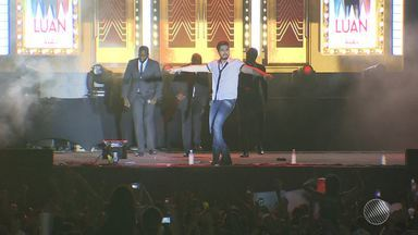 Nando Reis e Luan Santana são confirmados no Festival de Verão 2016 - O evento acontece nos dias 10 e 11 de dezembro, na Arena Fonte Nova.
