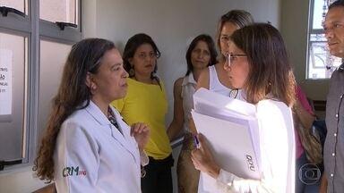 Defensoria Pública da União vistoria atendimento a pacientes de dois hospitais de BH - A ação é realizada nesta quarta-feira em 17 cidades brasileira e no Distrito Federal. Eles querem garantir a qualidade dos serviços prestados.