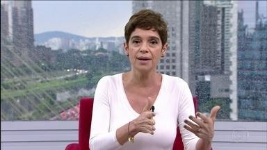 Renata Lo Prete comenta possibilidade de uma delação premiada de Eduardo Cunha - Renata Lo Prete comenta possibilidade de uma delação premiada de Eduardo Cunha.