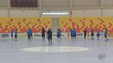 Orlândia enfrenta Sorocaba pelas quartas de final da Liga Nacional de Futsal - Time vai à casa do adversário nesta sexta-feira (21).