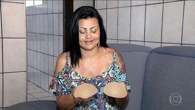 Silicone industrial é um dos procedimentos mais radicais e perigosos para moldar o corpo - Só este ano foram registradas mortes de pelo menos três pessoas que usaram o produto em São Carlos, no interior de São Paulo, em Salvador e Teresina.