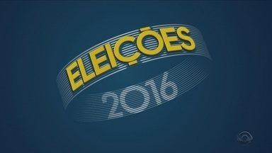 Veja como foi a manhã de candidatos em Florianópolis neste sábado (22) - Veja como foi a manhã de candidatos em Florianópolis neste sábado (22)