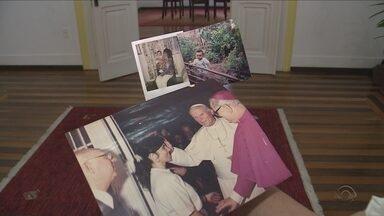 Visita do Papa João Paulo II a Florianópolis completa 25 anos com boas lembranças - Visita do Papa João Paulo II a Florianópolis completa 25 anos com boas lembranças