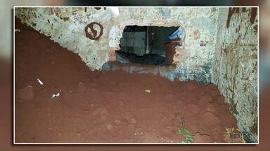 Três fugitivos da cadeia de Matelândia são recapturados - Foi uma ação conjunta entre policiais civis e militares