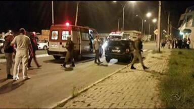 Homem é morto em frente a duas filhas em assalto no Litoral do RS - Crime foi cometido por três homens armados em Terra de Areia.