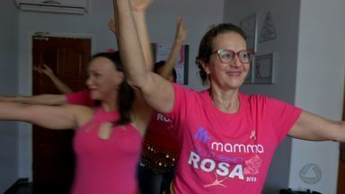 Trabalho de voluntários é fundamental para autoestima de mulheres com câncer - Na luta contra o câncer, o trabalho de voluntários é fundamental para melhorar a autoestima das mulheres em tratamento