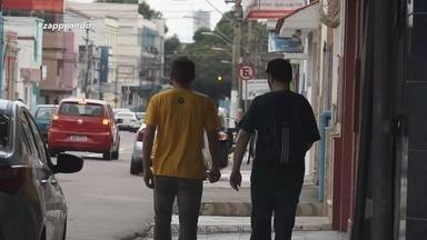Acompanhe um passeio nostálgico pelo centro histórico de Manaus - Rodrigo Castro, produtor audiovisual foi o responsável em apresentar parte da cidade.