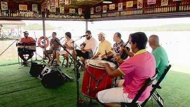 Parte 3: Acompanhe uma roda de samba - Programa celebra aniversário da cidade de Manaus e o centenário do samba.