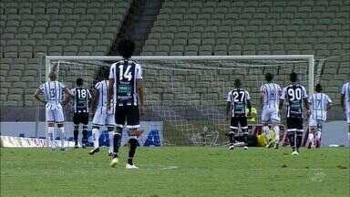 Tatiana Alencar mostra os bastidores do triunfo do Ceará diante o Bragantino - Sérgio Soares falou da determinação do time.
