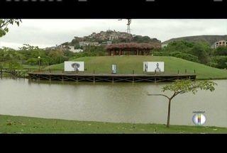 Moradores de Ipatinga denunciam falta de segurança no Parque Ipanema - Adolescente morreu afogado na lagoa.