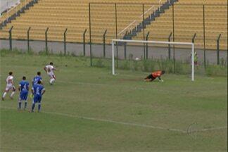 União perde para o Lemense pelas oitavas de final do Paulista Sub-20 da segunda divisão. - Partida terminou com dois gols para o Lemense contra um do União.