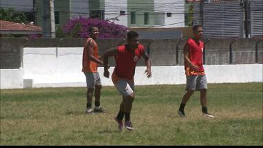 Inter-PB espera conquistar título invicto da 2ª Divisão do Paraibano - Colorado joga pelo empate contra o Serrano para conquistar o seu segundo título na divisão de acesso