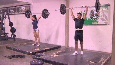 Seleção amazonense de levantamento de peso fica com bronze no Brasileiro - Competição foi realizada no início do mês, no Rio de Janeiro.