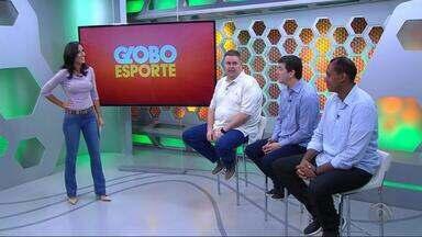 Globo Esporte RS - Bloco 4 - 25/10 - Globo Esporte RS - Bloco 4 - 25/10.