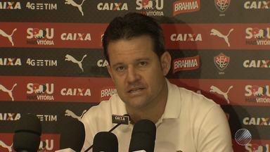 Argel fala sobre o desempenho do Vitória na Série A - Confira as notícias do rubro-negro baiano.