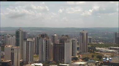 Veja a previsão do tempo para Goiás - Nesta quarta-feira (26), há possibilidade de chuva em áreas isoladas.