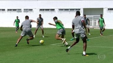 Há 4 rodadas sem vencer, Fluminense se prepara para enfrentar o Vitória no Maracanã - O jogo acontece sexta-feira (28/10).