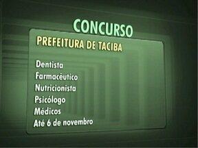 Veja as vagas de concurso para o Oeste Paulista - Oportunidades têm salários de mais de R$ 5 mil.