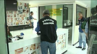Fiscalização do Procon interdita clínicas odontológicas em São Luís, MA - É o segundo dia da operação que também visa combater a atuação de pessoas que exercem a profissão ilegalmente.