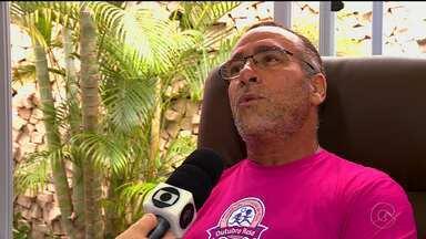 Quadro Saúde do GRTV fala sobre câncer de próstata ( parte 1) - Médico oncologista tira dúvidas sobre a doença.