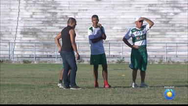 Serrano confirma Betão como técnico da equipe para 2017 - Técnico conquistou o acesso com o Lobo da Serra no Paraibano da 2ª Divisão
