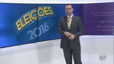 Veja como foi o dia dos candidatos à Prefeitura de Ribeirão Preto - Duarte Nogueira (PSDB) e Ricardo Silva (PDT) cumpriram compromissos de campanha.