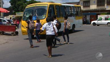 Rodoviários decidem retomar circulação no fim de linha de Valéria e Águas Claras - Ônibus devem rodar normalmente no começo da manhã de quinta-feira (27).