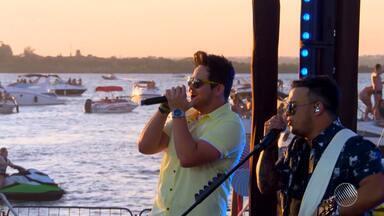 Show da dupla sertaneja Matheus e Kauan é confirmada no Festival de Verão 2016 - Na noite de terça (26) algumas atrações do evento se destacaram no Prêmio Multishow, entre eles a cantora baiana Ivete Sangalo e a banda Baiana System.