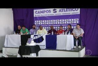 Diretoria do Campos Atlético anuncia novidades para o clube em comemoração ao aniversário - Campos Atlético completou nesta quarta (26) 104 anos.