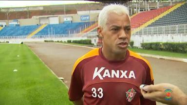 Campinense anuncia contratação do camisa 10 para os jogos do próximo ano - Veja quem será o atleta.