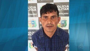 Polícia prendeu um dos suspeitos de terem baleado um PM em área de ponte de Santana, no AP - A Polícia Militar (PM) prendeu um dos suspeitos de terem baleado um PM em área de ponte de Santana.
