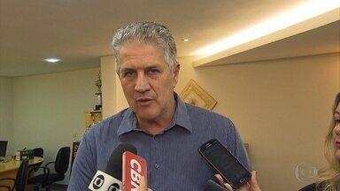 João Leite (PSDB) diz que se eleito pretende criar gabinete de segurança pública em BH - O candidato à Prefeitura de Belo Horizonte se reuniu com delegados da Polícia Federal.