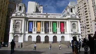 Projeto de lei polêmico pode ser votado nesta terça (1) na Câmara de Vereadores do Rio - O projeto de lei pode permitir que parlamentares que eram servidores da Prefeitura possam se aposentar com dois salários.
