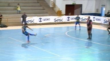Confira os gols da rodada da Copa Brasília de futsal - Confira os gols da rodada da Copa Brasília de futsal