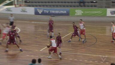 Finalistas da Liga Paulista de Basquete são definidos - Decisão ocorreu na Arena Santos.