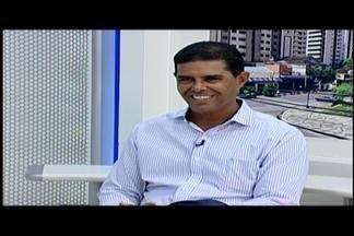Prefeito eleito em Nova Serrana fala sobre projetos e plano de governo - Euzébio Lago já foi vereador e presidente da Câmara por quatro anos.