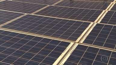 Minas Gerais é o estado com maior número de microusinas de energia instaladas - O sol é a principal fonte desses geradores que podem trazer economia na conta de luz.