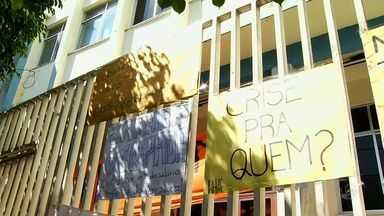 Manifestantes continuam acampados na Câmara Municipal de Juazeiro - Veja reportagem