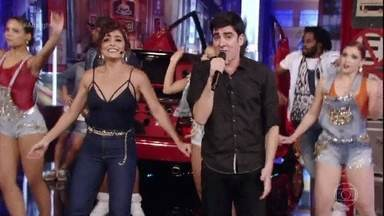 Adnight - Programa do dia 03/11/2016, na íntegra - Juliana Paes é a convidada de Marcelo Adnet no 'Adnight'