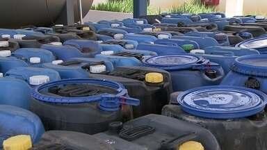 Projeto da Caesb transforma óleo vegetal em biodiesel - O início da operação está previsto para o ano que vem.