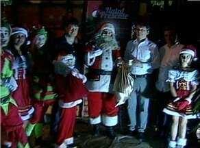 'Natal Presente' arrecada brinquedos para crianças carentes de Palmas; saiba como doar - 'Natal Presente' arrecada brinquedos para crianças carentes de Palmas; saiba como doar