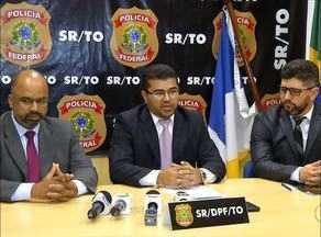 Polícia Federal realiza operação de combate a fraude em licitacão de BRT em Palmas - Polícia Federal realiza operação de combate a fraude em licitacão de BRT em Palmas