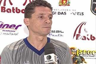 Grêmio Mogi empata com Jacareí e encerra temporada - Apesar de não terem chances de classificação, jogo foi bom para o torcedor.