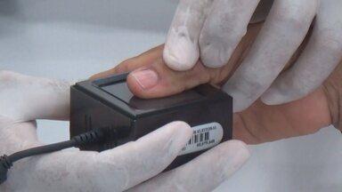Justiça eleitoral dá início a cadastro biométrico dos eleitores de tabatinga, no AM - Previsão é que até abril de 2018 a maioria dos eleitores esteja cadastrada.