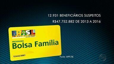 Mais de 12 mil beneficiários do Bolsa Família em SE são suspeitos de fraude - Mais de 12 mil beneficiários do Bolsa Família em SE são suspeitos de fraude.