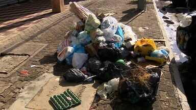 Coleta de lixo é retomada nesta sexta-feira em Aracaju - Coleta de lixo é retomada nesta sexta-feira em Aracaju.