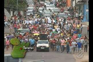 Protestos contra PEC se espalharam também pelo interior - Confira onde ocorreu protesto.