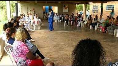 Comunidades quilombolas se reúnem para discutir a luta contra o racismo, em Mineiros - Encontro foi uma das primeiras comemorações do Dia 20 de novembro, dia da Consciência Negra.
