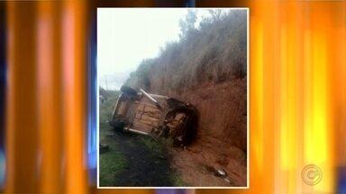 Homem morre durante acidente de trânsito em Guaimbê - Um homem morreu ao se envolver em um acidente de trânsito na estrada vicinal Lu matos, em Guaimbê (SP), no final da tarde de domingo (13). De acordo com a polícia, além da vítima, outro ocupante foi socorrido com ferimentos.