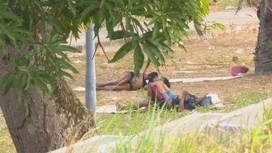 Prefeitura de Macapá ativa casa de apoio a moradores de rua - A prefeitura de Macapá já ativou o funcionamento de uma casa de apoio, na Zona Norte da cidade, que presta assistência à moradores de rua. No último levantamento feito pelo município, pelo menos 300 pessoas vivem nestas condições.